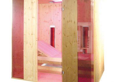 infrarotkabine gurtner infrarotkabinen wellness. Black Bedroom Furniture Sets. Home Design Ideas