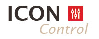 Logo icon-control