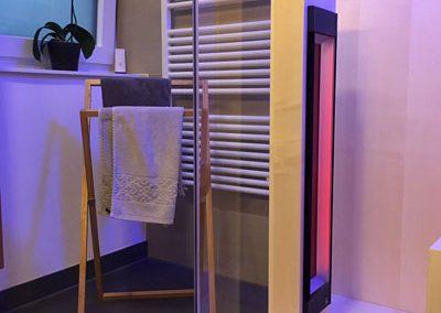 Rotlichttherapie-Infrarotkabine